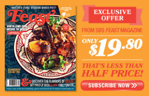 Feast Subscription Offer