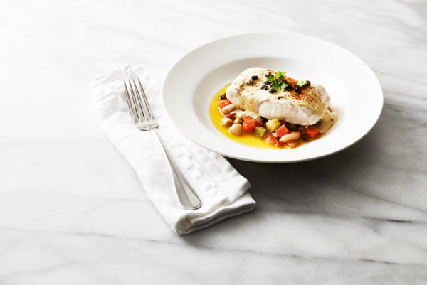 ATW with Manu - Steamed Hake