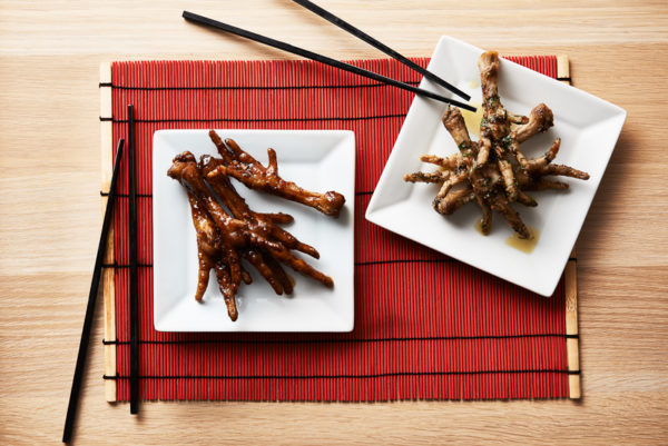 ATW with Manu - Chicken Feet