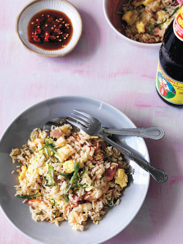 Our Fried Rice