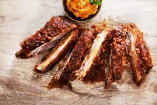 Smokey Pork Ribs