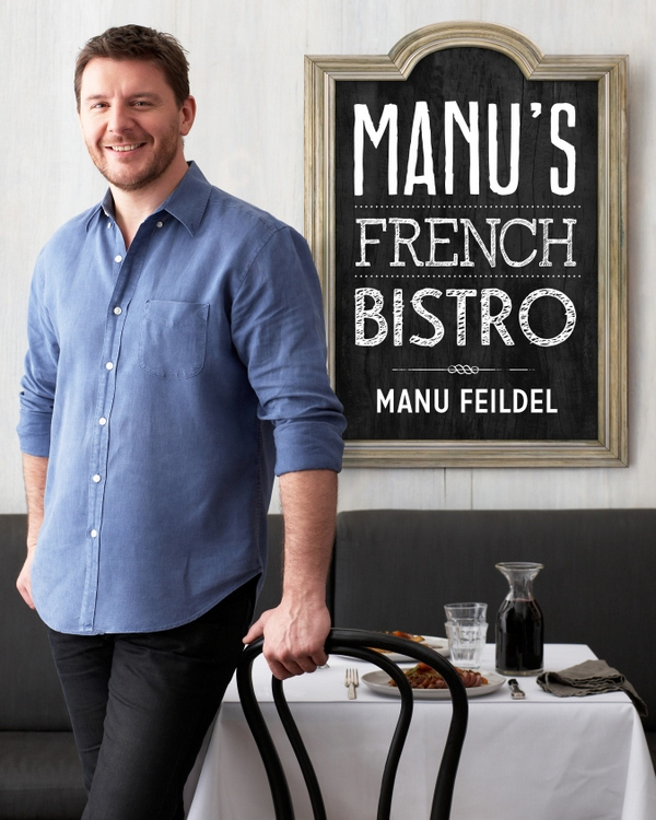 Manu's French Bistro plus a Goat Cheese and Beetroot Salad
