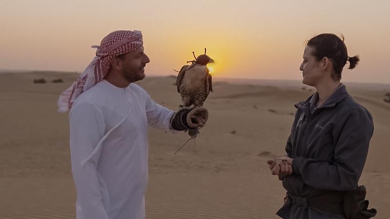 Destination: Dubai – Around the World with Manu, Episode 2