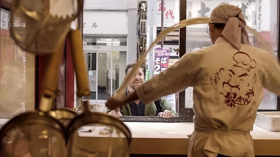 Destination: Tokyo – Around the World with Manu, Episode 5