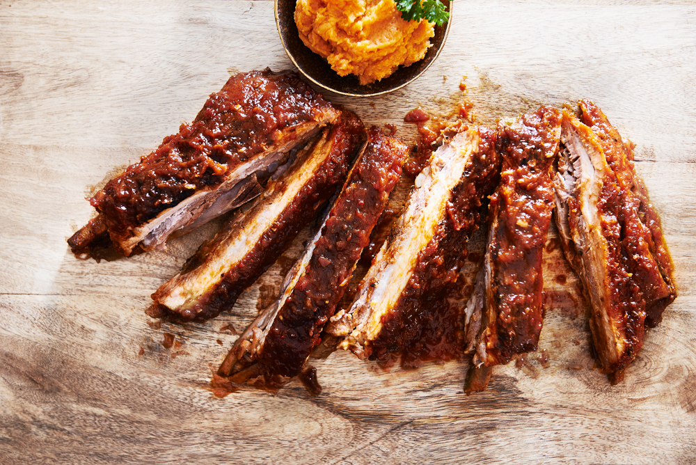 Smokey Pork Ribs