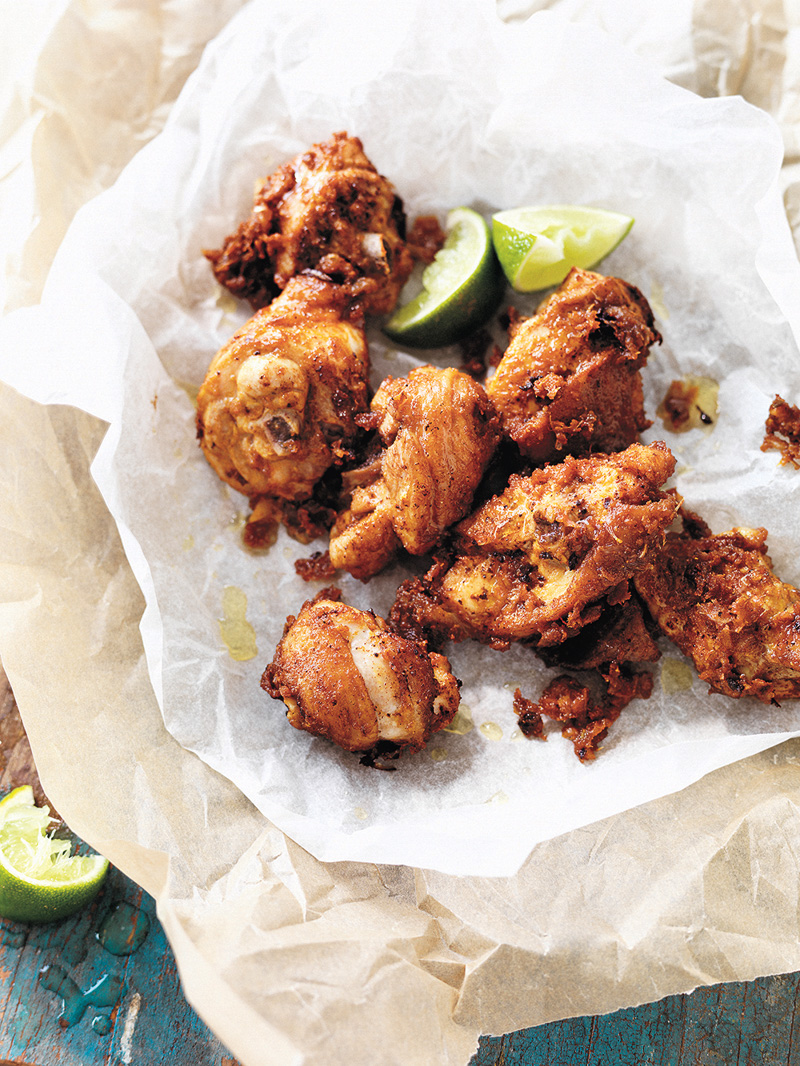 Malaysian Fried Chicken